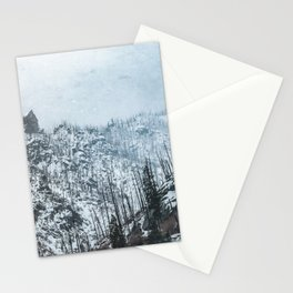 Cold Winter Mountains - 83/365 Stationery Cards