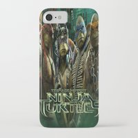 ninja turtle iPhone & iPod Cases featuring teen age,mutant,ninja turtle by store2u