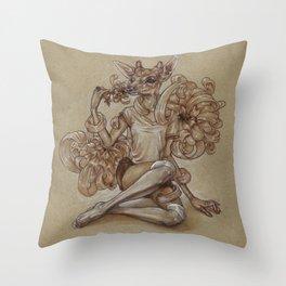 Under a Spell Throw Pillow