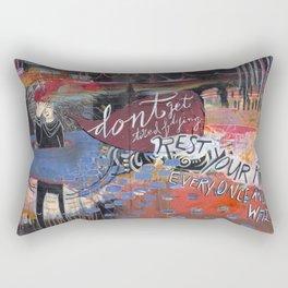 REST Rectangular Pillow