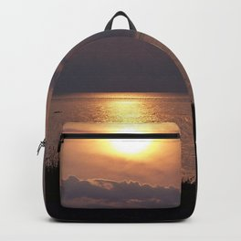 Sunset Reflected Backpack
