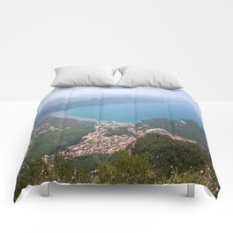 The Gulf of Gökova and Akyaka Town Comforters