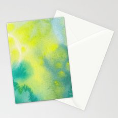 Water and color 10 Stationery Cards