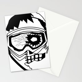 MTB Zombie Stationery Cards