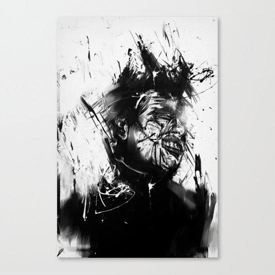 glasswall Canvas Print