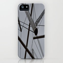 Look Above iPhone Case