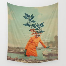 Love and Dignity Wall Tapestry