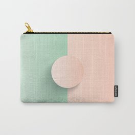 Green Apple Cinderella Carry-All Pouch