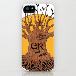 Eclectic Revival - Official Logo iPhone Case