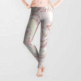 Liquid Glitter Leggings