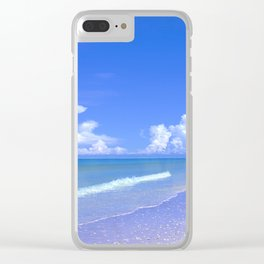 3 Rooker Island Clear iPhone Case