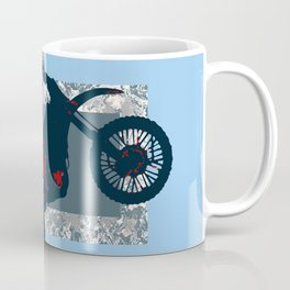 Flying Freestyle Moto-x Champ Coffee Mug