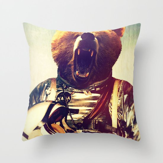 Doing The Other Thing Throw Pillow
