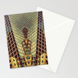 Art Deco Stationery Cards