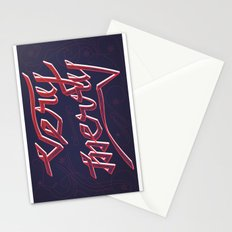 Very Merry Stationery Cards