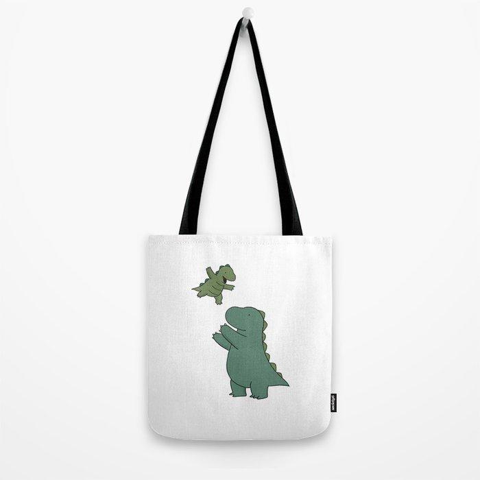 Rory & Dad Tote Bag