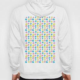 multicolor 2 polka dot-polka dot,pattern,dot,polka,circle,disc,point,abstract,minimalism Hoody