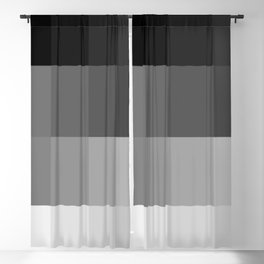Fade to grey Blackout Curtain