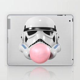 Stormtrooper Bubble Gum Laptop & iPad Skin