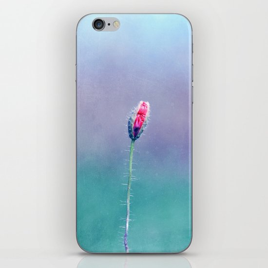 little poppy iPhone & iPod Skin