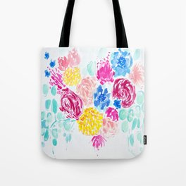 Kelley's Garden Tote Bag