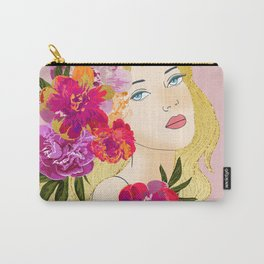 Nature's Child #society6 #decor #buyart Carry-All Pouch