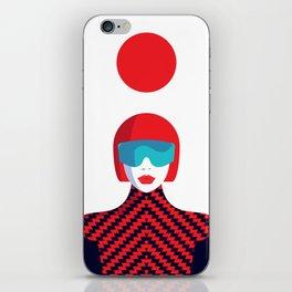 Stylish Journey - Japan iPhone Skin