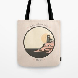 Icons: Acadia One Tote Bag