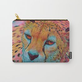 Popular Animals - Cheetah Carry-All Pouch