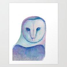 Tyto Art Print