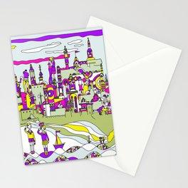 GREEK SPRING Stationery Cards