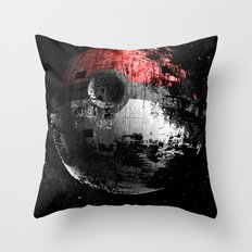 Poked to Death 3D Throw Pillow