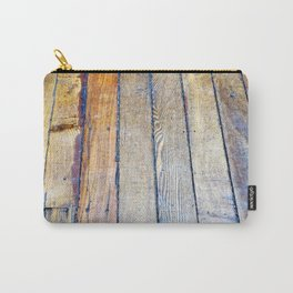 Floorboards Carry-All Pouch