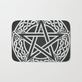 Celtic Pentagram Bath Mat