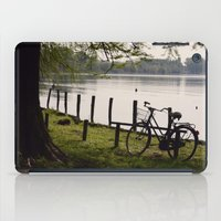 bicycle iPad Cases featuring Bicycle by L'Ale shop