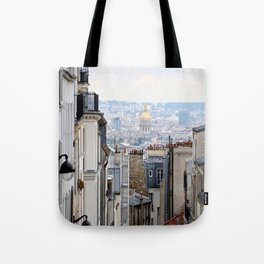 Paris 2 Tote Bag