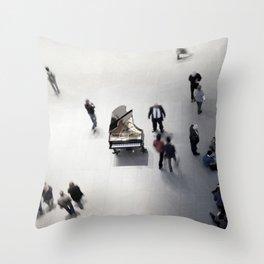 MOMA NYC Throw Pillow