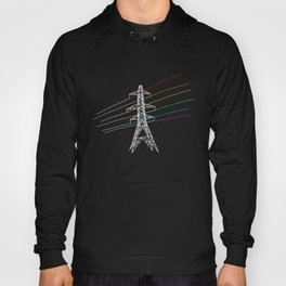 The Dark Side of Electricity Hoody