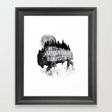 Our Best Idea Framed Art Print