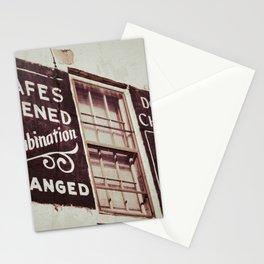 Locksmith Stationery Cards