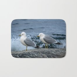 Seagulls, Norway Bath Mat