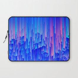 Glitchier Rain Laptop Sleeve