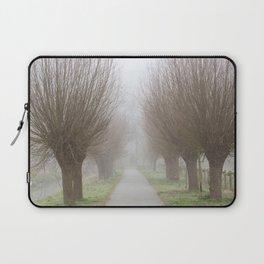 Misty willow lane Laptop Sleeve