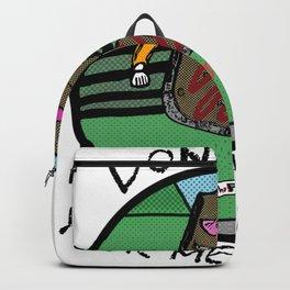 Don't Let Your MeatLoaf! Backpack