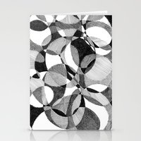 doodle Stationery Cards featuring Doodle by DeMoose Art