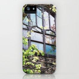 Church Window, Charlottetown iPhone Case