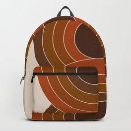Cocoa Chain Backpack