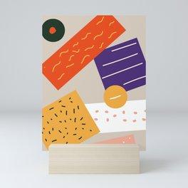 Organic Mini Art Print