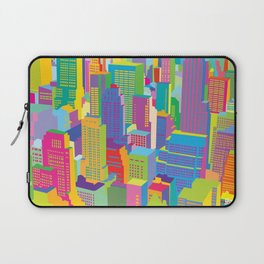Cityscape windows Laptop Sleeve