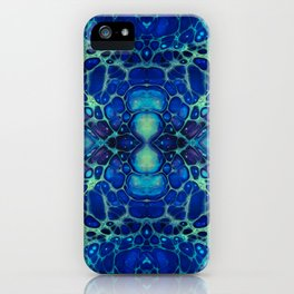 Fragmented 76 iPhone Case